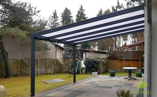 Unsere neue Terrasse von Ambitop
