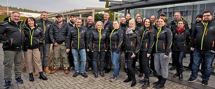 Ambitop Terrassendach Team