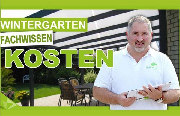 Wintergarten Kosten erklärt von Ambitop